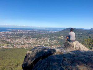 Brokers Nose Hike Wollongong