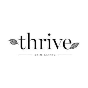 Thrive skin clinic logo